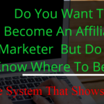 Affiliate Marketing As An Option